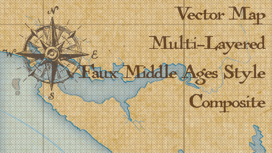 vector-faux-middle-ages-map