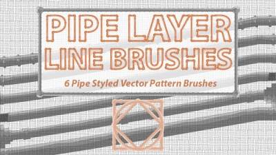 Banner Pipe Layer
