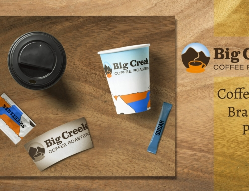 Big Creek Coffee Cup Design