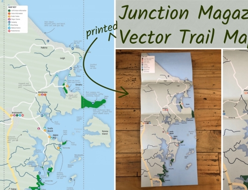 Junction Magazine – Trail Maps
