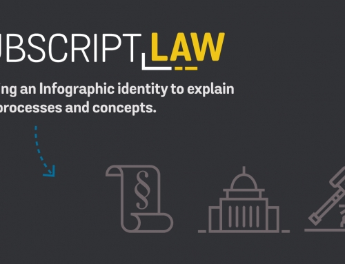 Infographic – Subscript Law Theme